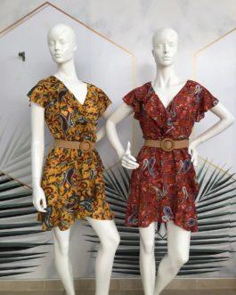 Colección Cielo – Vestido Grecas