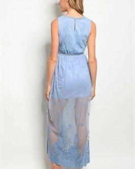 Colección Esmeralda – Azul Transparente