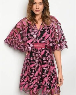 Vestido – Fiusha Transparente