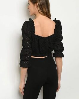 Blusa – Negro