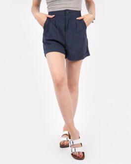 Short con bolsas – Azul Marino