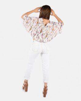 Blusa Holgada – Estampada