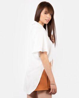 Blusa botones al frente – Blanco